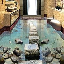 3d Puente suelo sint/ética extra/íble pared pegatinas Fondo decorado Decal HOME DECOR 100/% nuevo y ultra alta calidad runfon decorativo para pared