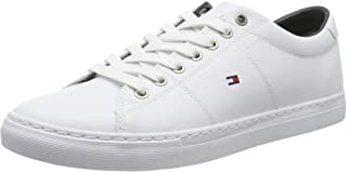 TOMMY HILFIGER Men's Essential Leather Sneaker