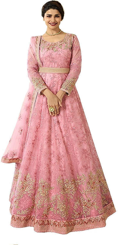 Stylishfashion ndian Wear & Ethnic Wear Anarkali Pakistani Women's Collection Salwar Kameez Party Wear Maisha