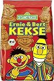 Sesamstrasse Ernie & Bert Kekse, 12er Pack (12 x 150 g Beutel) - Bio