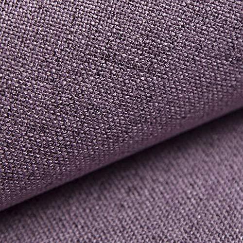 NOVELY® AUEN Premium Möbelstoff   Webstoff   fein gewebter Polsterstoff   Meterware   Bezugsstoff   1 lfm   23 Farben (09 Flieder)