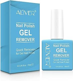 Sponsored Ad - Aliver Gel Nail Polish Remover, Easily & Quickly Removes Soak-Off Gel Nail Polish, Professional Nail Polish...