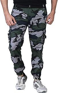 91cd57ced494b5 Cargo Men's Pants: Buy Cargo Men's Pants online at best prices in ...
