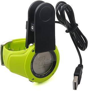 SOONCAT Cable de Carga Vertical para Suunto Ambit3, Cargador USB de Repuesto Cable de Carga Clip de Base para Ambit, Ambit 2/3