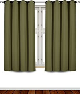 Best sage green curtains with grommets Reviews