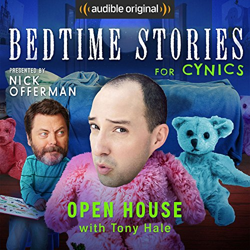 Ep. 10: Open House With Tony Hale (Bedtime Stories for Cynics) audiobook cover art