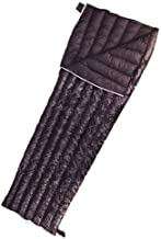 AEGISMAX Outdoor Ultra Light Goose Down Compactable Sleeping Bag, 78 x 31 - Inch