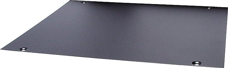 "450mm Deep 19"" Rack Frame Bottom Panel"