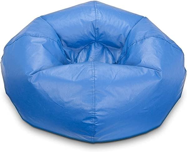 Ace Bayou Matte Red Vinyl Bean Bag 98 Multiple Colors Blue