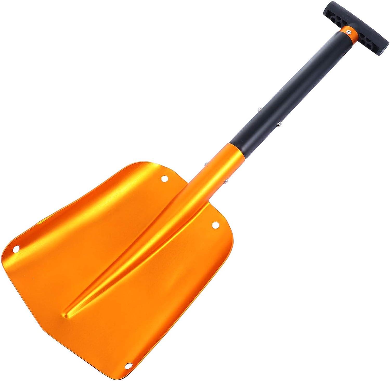 Balacoo Car Snow Shovel- 1pc Fr Foldable Scraper Max 41% OFF sale Shovel Ice