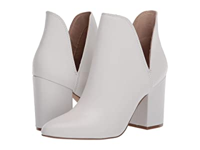 Steve Madden Rookie Bootie (White Leather) Women