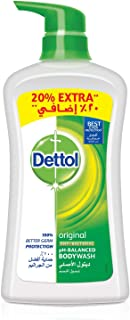 Dettol Original Anti-Bacterial Body Wash 700ml