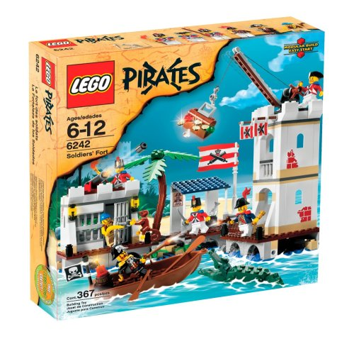 LEGO Pirates Soldiers' Fort (6242) by LEGO