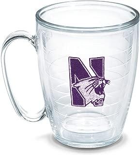 Tervis Northwestern University Individually Boxed Emblem Mug, 16 oz, Clear - 1050458