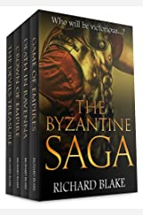 The Byzantine Saga: An Omnibus Kindle Edition