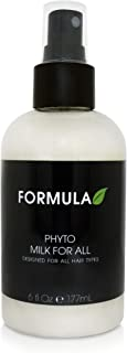 Formula Beauty Phyto Milk for All - Leave In Hair Conditioner for Soft, Smooth, Frizz-Free Hair - 6 fl Oz Bottle