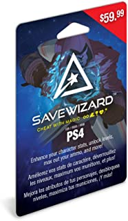 save wizard cheat codes