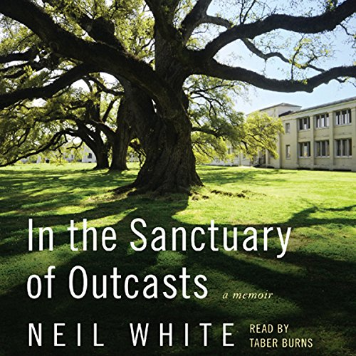 In the Sanctuary of Outcasts Unabridged audiobook cover art