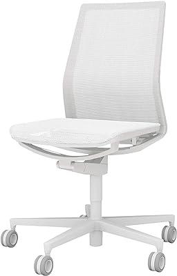 コクヨ ファブレ 椅子 ホワイト プレーンタイプ デスクチェア 事務椅子 C01-W101MU-WEWEW1 【ラクラク納品サービス】