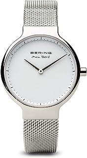 Bering 丹麦品牌 经典系列 石英男款女款情侣手表 15531(女款,表盘直径31毫米) 15540(男款,表盘直径40毫米)