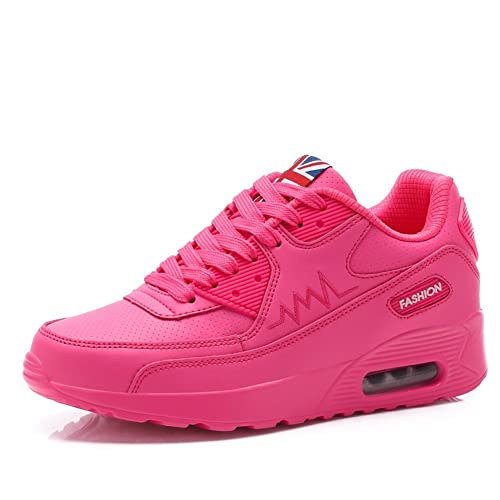 3fe05a916897 Padgene Ladies Trainers Women s Sports Running Shoes Air Max Sneaker  Running Jogging Trainers Girls (4
