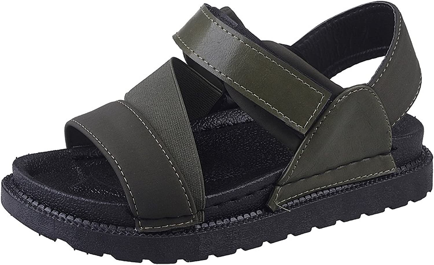 Kyle Walsh Pa Women's Velcro Beach Sandal Thick Soles shoes