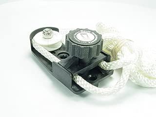 tiller rope steering