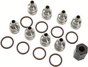 Partol High Pressure Oil Rail Ball Tube Repair Kit For Ford 6.0L Powerstroke 2004 2005 2006 2007 2008 2009 2010
