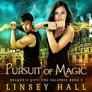 Page de couverture de Pursuit of Magic