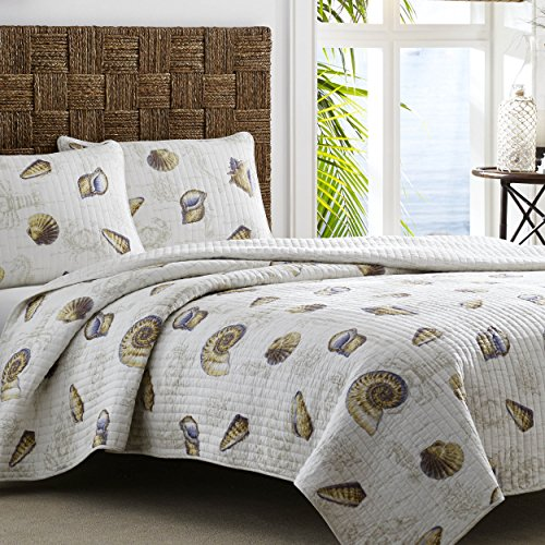 Tommy Bahama Kemps Bay Quilt Set, Twin