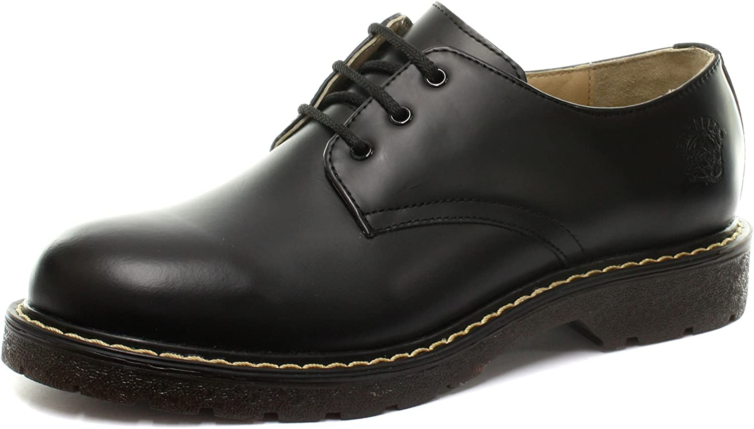 Grinders Percival 3 Eye Mens Lace Up shoes