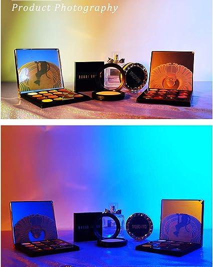 Selens Orange Farbkorrekturgel 40 6 X 50 8 Cm 4 Stück Kamera