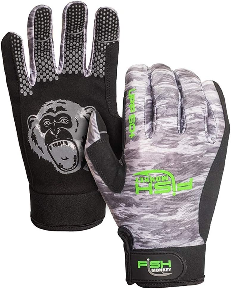 Fish Super sale period limited Monkey Free Style Custom Glove Fit Time sale