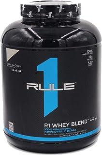 رول ون واي بروتين بطعم كريمة الفانيلا ، 5.09 باوند