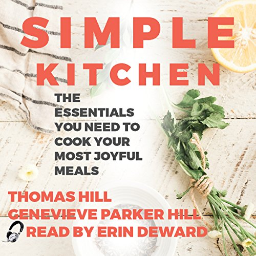 Simple Kitchen audiobook cover art