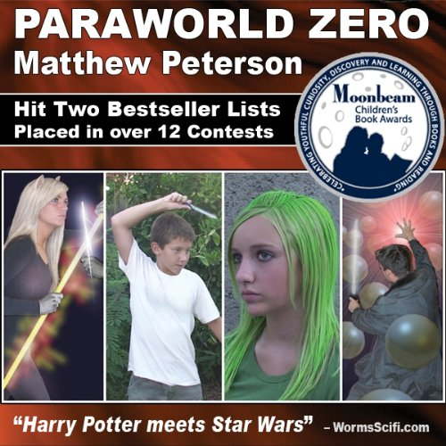 Paraworld Zero audiobook cover art