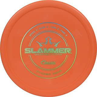 Dynamic Discs Classic Line Slammer Putter Golf Disc [Colors May Vary]