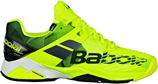 Babolat Propulse Fury Clay Mens Tennis Shoes - Yellow/Black