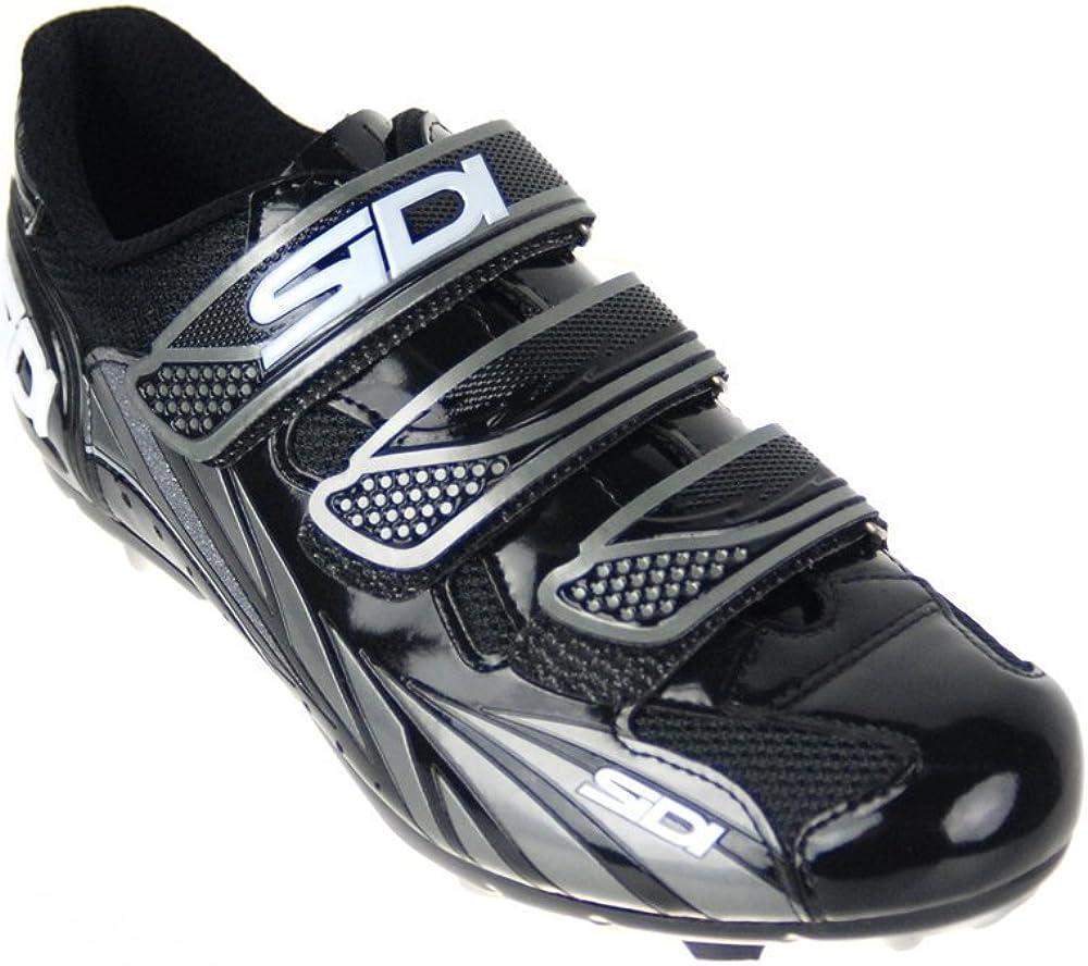 Sidi 2013 Women's Sun Mountain Black Max 68% OFF Silver Cycling - Shoes Oakland Mall