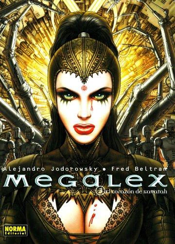 Megalex 3 el corazon de kavatah/ The Heart of Kavatah