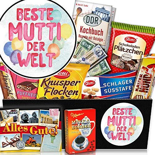 Beste Mutti / DDR Schokolade Set / Geschenke Mutti