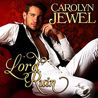 Lord Ruin audiobook cover art