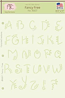Best free alphabet templates for quilting Reviews