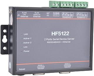 【𝐂𝒚𝐛𝐞𝐫 𝐌𝐨𝐧𝐝𝐚𝒚】 RS422 to Ethernet, Safe Stable Practical Serial Server, Durable Widely Use TLS v1.2 SSL DES3 for...