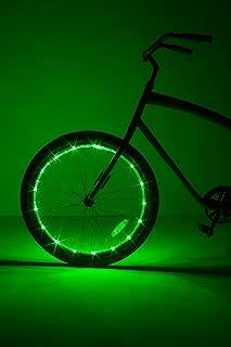 Brightz WheelBrightz LED Bicycle Wheel Accessory Light...