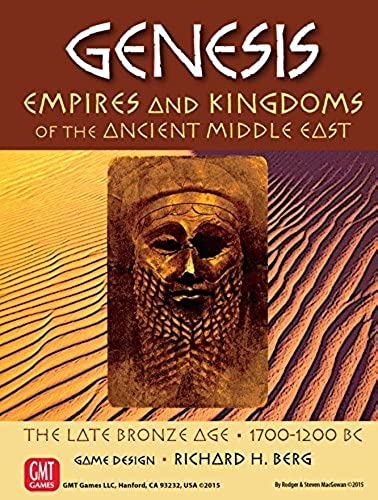 GMT Games Genesis  Empires and Kingdoms of The Ancient Middle East