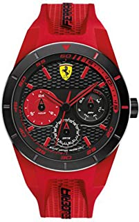 [フェラーリ]Ferrari 腕時計 REDREV T Analog Display Japanese Quartz Red Watch 0830258 メンズ [並行輸入品]