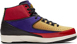 Nike Womens Air Jordan 2 Retro Womens Casual Basketball ShoesCt6244-600