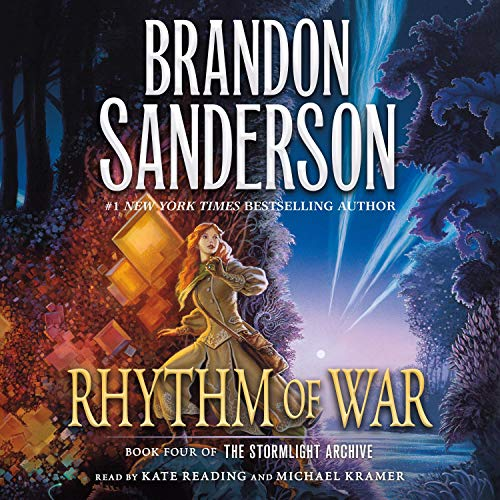 Rhythm of War Audiobook By Brandon Sanderson cover art
