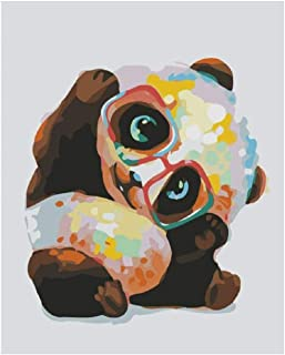 BJBJBJ 1000 Pieces of Wooden Puzzles Wooden Jigsaw Puzzle Toy Cute Panda Animal Art Leisure Game Toy Home Decoration